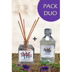 Pack Duo - Diffuseur et sa...