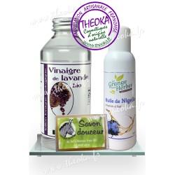 Savon shampooing au lait d'ânesse frais bio - 120g